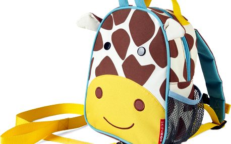 SKIP HOP Zoo Batůžek Mini - Žirafa
