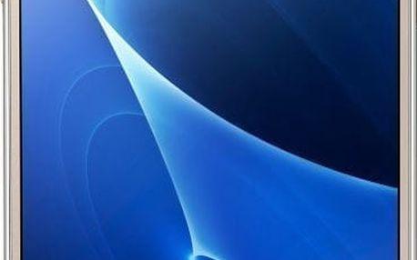 Smartphone Samsung Galaxy J5 2016 Dual SIM zlatý