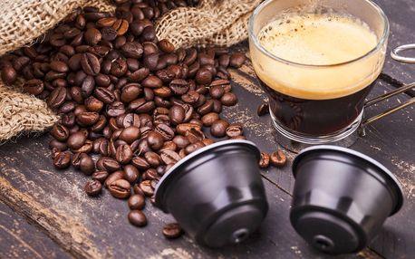 Kapsle italské kávy kompatibilní s Dolce Gusto