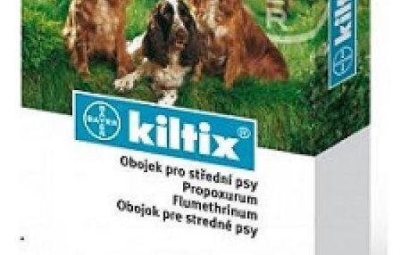 Bayer Kiltix 53cm, pro střední psy