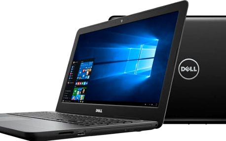 Dell Inspiron 17 (5767), černá - N-5767-N2-712K