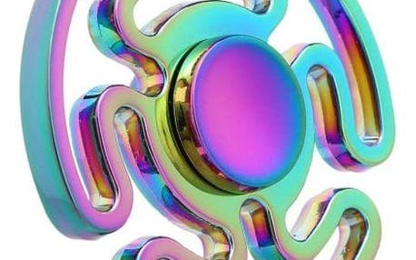 Antistresový fidget spinner v originálním provedení