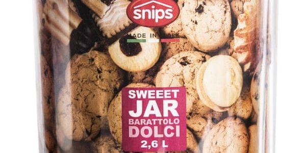 Dóza na sušenky Snips Sweet - doprava zdarma!5