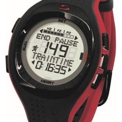 Sporttester Sigma PC 9 černý/červený