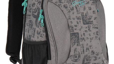 Studentský batoh Topgal HIT 893 C - Grey