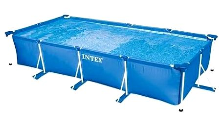 Bazén Intex Frame Family III 4,5x2,2x0,84 m bez filtrace + Doprava zdarma