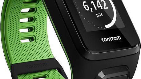 TOMTOM Runner 3 (L), černá/zelená - 1RL0.001.00