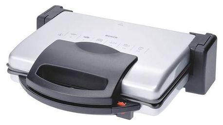 Gril Bosch TFB3302V + Mlýnek na sůl a pepř SPM-202 v hodnotě 199 Kč + Doprava zdarma