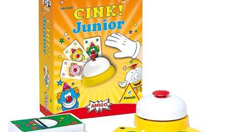 PIATNIK CINK Junior (CZ,SK) – společenská hra