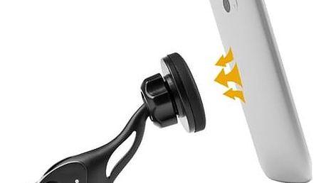 Držák na mobil GoGEN univerzální, magnetický (GOGMCH613) černý + Doprava zdarma