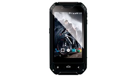 Mobilní telefon Evolveo StrongPhone Q5 (SGP-Q5-B) černý