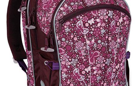 Školní batoh Topgal NUN 201 I - Violet
