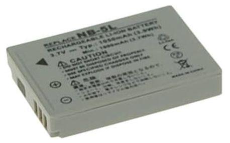 Baterie Avacom pro Canon NB-5L Li-Ion 3,7V 1050mAh (DICA-NB5L-731)