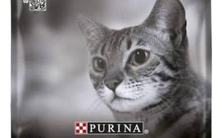 Granule Purina Pro Plan Cat Sterilised Salmon 10 kg + Antiparazitní obojek za zvýhodněnou cenu + Doprava zdarma