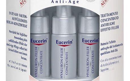 EUCERIN HYALURON-FILLER Sérum proti vráskám 6x5 ml