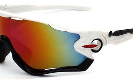 Sportovní unisex sluneční brýle - 14 barev