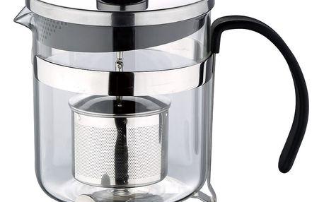 Konvice na kávu nebo čaj Bergner, 600ml
