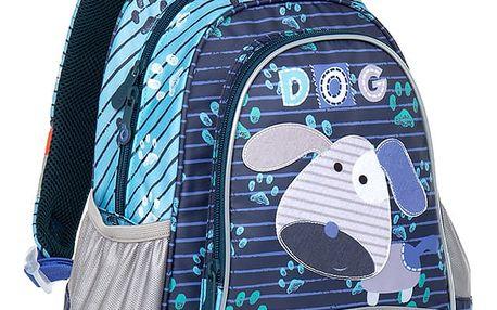 Dětský batoh Topgal CHI 836 D - Blue