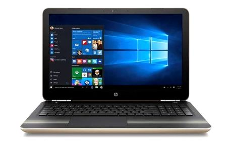Notebook HP Pavilion 15-aw019-nc (Y5K23EA#BCM) zlatý Software F-Secure SAFE 6 měsíců pro 3 zařízení (zdarma) + Doprava zdarma