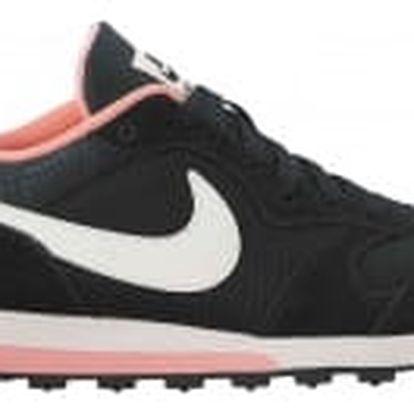 Dámské tenisky Nike WMNS MD RUNNER 2 38,5 BLACK/SAIL-LAVA GLOW