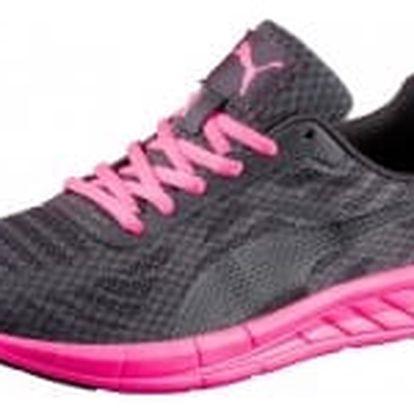 Dámské běžecké boty Puma Meteor Wn s Black-Asphalt 40