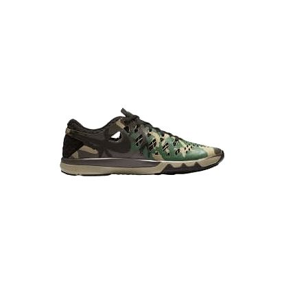 Pánské fitness boty Nike TRAIN SPEED 4 43 BLACK/GORGE GREEN-BAROQUE BROW