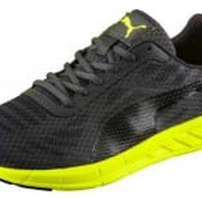 Pánské běžecké boty Puma Meteor Asphalt- Black-Safe 44,5