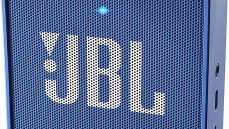 JBL GO, modrá - 6925281903762