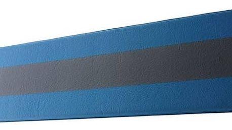 Karimatka samonafukovací Acra L43, tl. 5 cm šedá/modrá