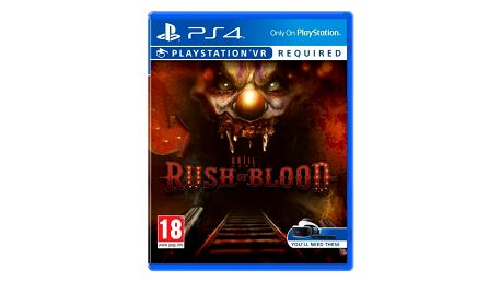 Until Dawn: Rush of Blood (PS4 VR)