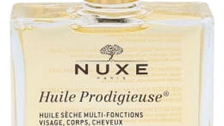 NUXE Huile Prodigieuse Multi Purpose Dry Oil Face, Body, Hair 50 ml tělový olej pro ženy