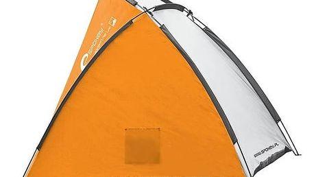 Plážový paravan Spokey CLOUD oranžový