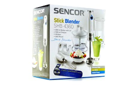 Tyčový mixér Sencor SHB 4360