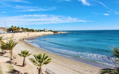 5 až 10denní pobyt pro 8 osob s ubytováním v prázdninovém domě ve Španělsku