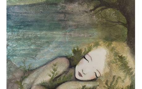 Autorský plakát od Lény Brauner Snění, 51x60cm