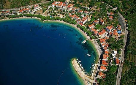 Chorvatsko - Střední Dalmácie na 8 dní, polopenze s dopravou letecky z Ostravy nebo Prahy
