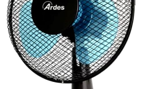 Ventilátor stolní Ardes AR5EA30 černý