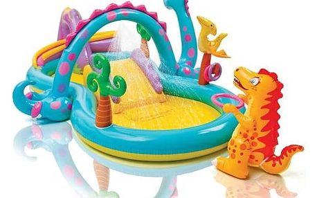 Bazénové hrací centrum Intex Dinopark + Doprava zdarma