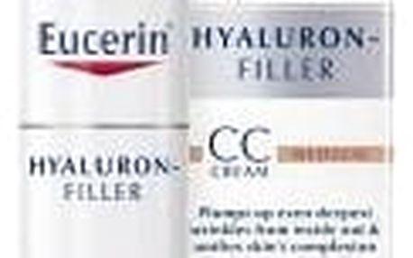 EUCERIN HYALURON–FILLER CC krém středně tmavý 50 ml