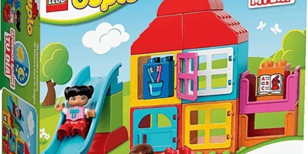 LEGO® DUPLO® 10616 Můj první domeček na hraní