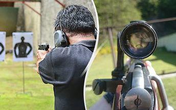Zážitkové střílení