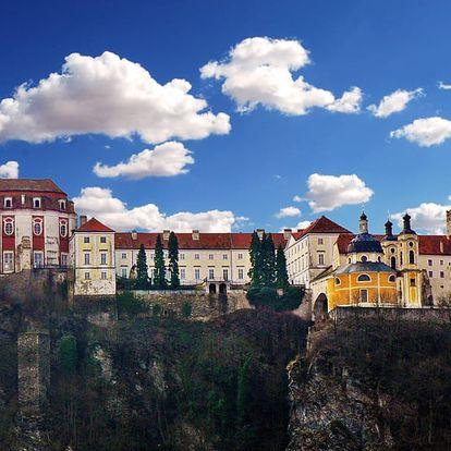 Jižní Morava: pobyt v 3* penzionu Herold v těsné blízkosti Vranovské přehrady + polopenze