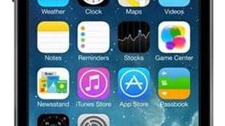 Mobilní telefon Apple iPhone 5s 16GB (ME432CS/A) šedý Voucher na skin Skinzone pro Mobil CZSoftware F-Secure SAFE 6 měsíců pro 3 zařízení (zdarma) + Doprava zdarma