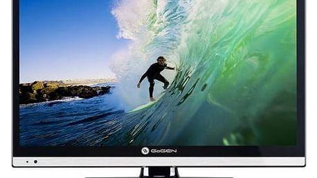 Televize GoGEN TVH 20A125 černá + Doprava zdarma