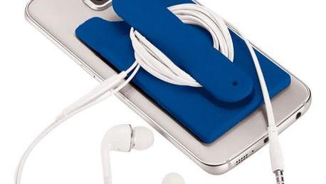 Silikonová peněženka na telefon se stojánkem
