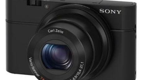 Digitální fotoaparát Sony DSC-RX100 černý