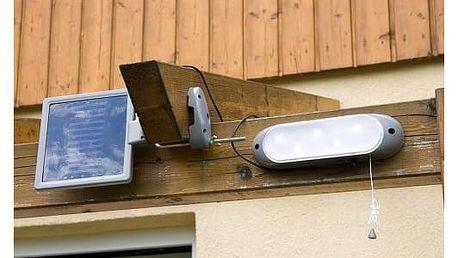 Tuin 1242 Zahradní LED Solární nástěnné svítidlo Garth 5 LED diod