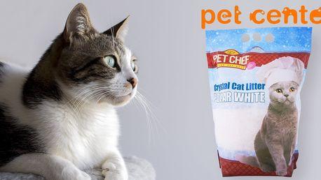 3l silikonová podestýlka Pet Chef nejen pro kočky