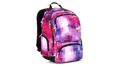 Studentský batoh Topgal HIT 891 H - Pink