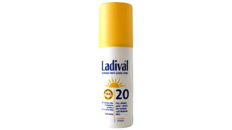LADIVAL OF 20 Sprej 150 ml